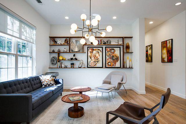 Интерьер квартиры для сдачи