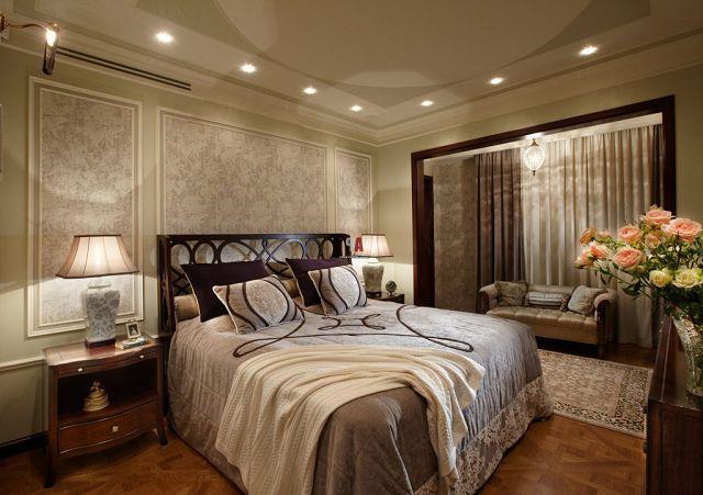 Уютная спальня для аренды