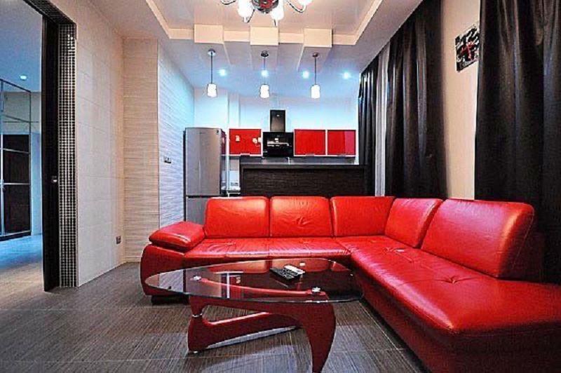 3-комнатная квартира на Греческой 1А